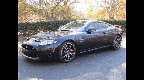 2015 Jaguar Xkr-s Coupe/convertible Start Up, Road Test