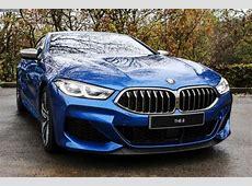 Mehr Fotos BMW 8er G15 als M850i in Sonic Speed Blue