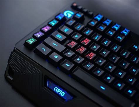 Logitech Orion Spark RGB Mechanical Keyboard » Review