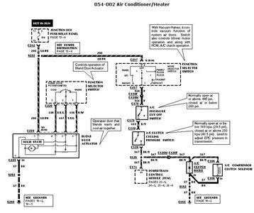 ac clutch relay diagram   located fixya