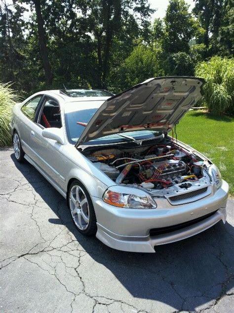 98 Honda Civic EX custom..   Cool stuff   Pinterest
