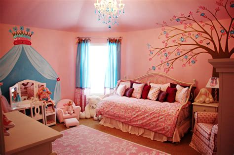 Kids Room Pretty Pink Bedroom Ideas For Girls Conformed To