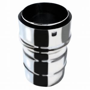 Tubage Flexible Inox 180 : raccord poele flexible universel 080 080 100 150 ~ Premium-room.com Idées de Décoration