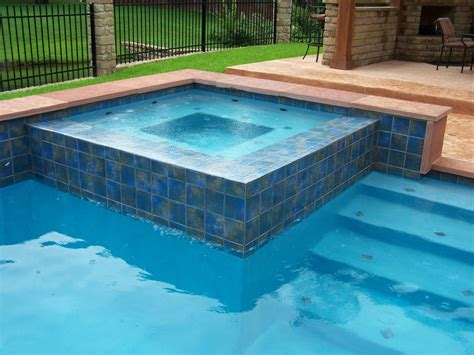 6x6 Bullnose Pool Tile by Classic Pool Tile Swimming Pool Tile Coping Decking