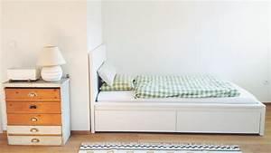 Ikea Betten 90x200 Weiß : tolle ideen f r das einrichten mit der ikea malm serie ~ Watch28wear.com Haus und Dekorationen