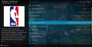 Watch NBA Playoffs 2018 on Kodi Live- Know How to Stream ...