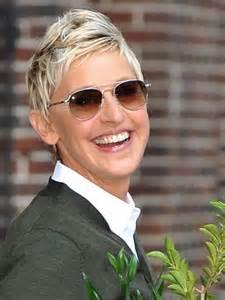 Ellen DeGeneres Hair