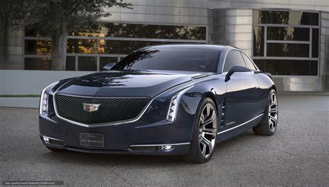 Download Wallpaper 2018 Cadillac Elmiraj Concept Free
