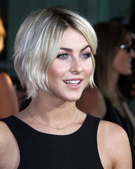 Short Bob Haircuts 2018   Julianne Hough's Short Bob