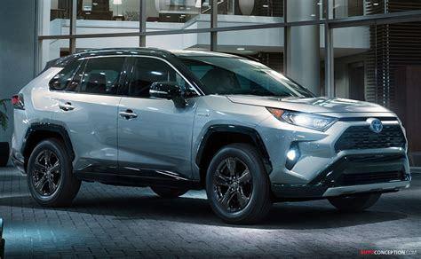 Allnew 2019 Toyota Rav4 Unveiled At New York Auto Show
