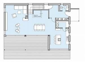 Modernes Haus Grundriss : modernes fertighaus von baufritz haus riederle ~ Lizthompson.info Haus und Dekorationen
