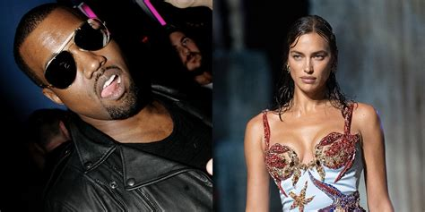 """The rapper and supermodel started dating in june after the donda artist's. Kanye West and Irina Shayk Are Reportedly """"100 Percent Romantically"""" Involved Now   Elle Canada"""