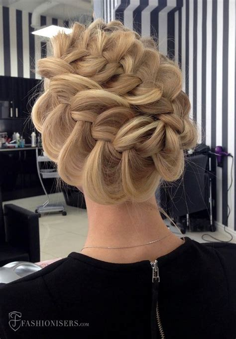 5 pretty braided hairstyles for prom braids plaits