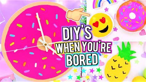 diy room decor    youre bored easy diy room
