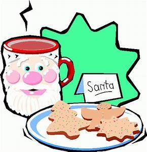 Eatingrecipe.com Cookies For Santa Clip Art - Cliparts.co