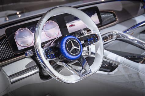 2020 Mercedes-Benz S-Class Cabin Is Made of Money