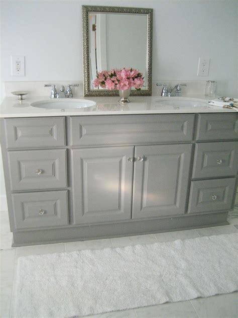 charcoal gray bathroom vanity     color