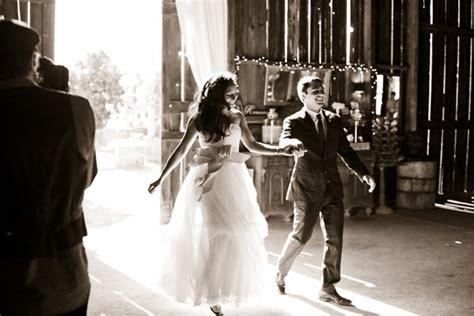 Southern California Barn Wedding