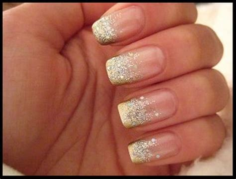 Nail Art Designs With French Manicure 05   Nail and Hair