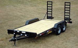 5 Ton Equipment Trailer