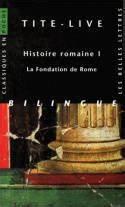 1998 En Chiffre Romain : livre histoire romaine i la fondation de rome la ~ Voncanada.com Idées de Décoration