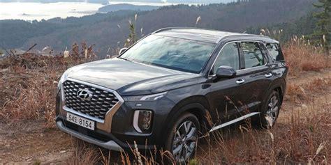 2020 Hyundai Palisade Dimensions by Drive 2020 Hyundai Palisade Driving