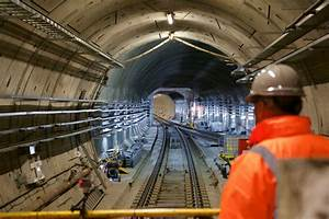 Elizabeth line permanent track installation is complete ...