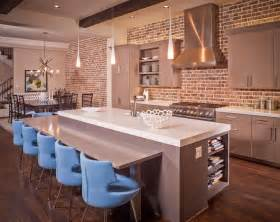 kitchen feature wall paint ideas exposed brick walls or bad experiences