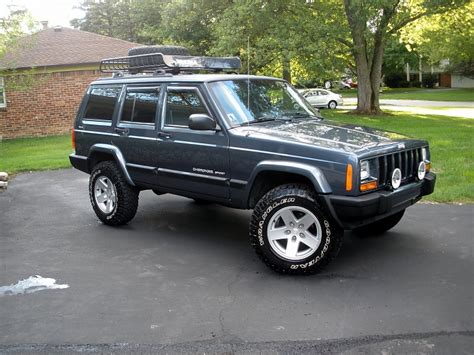 sports jeep cherokee 2001 jeep cherokee photos informations articles