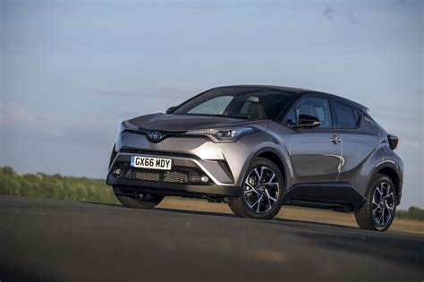 Review Toyota Chr Hybrid by Toyota C Hr Hybrid Review Images Carbuyer