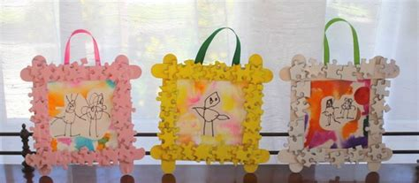 10 s day crafts for to make buggy and buddy 215 | mothers day frames