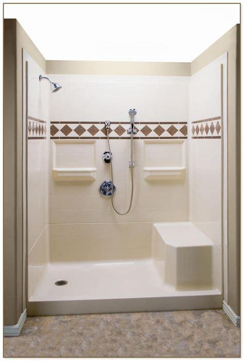 tub  shower conversions kits stalls  seat