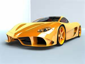 Sports Car Concept by Sports Car Maigue Frederick