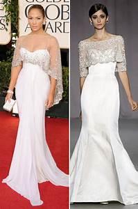 j lo at the golden globes wedding dresses pinterest With jlo wedding dress