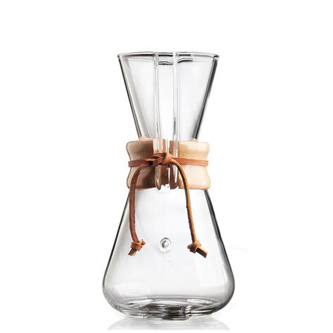 The chemex coffee maker is loved like few other products in the coffee world. Chemex 3 cup Pour Over Coffee Maker - Hamilton ...