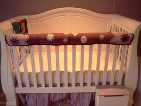 crib bumper pad inserts bumper pad upcycle my baby s bumper pad converted into