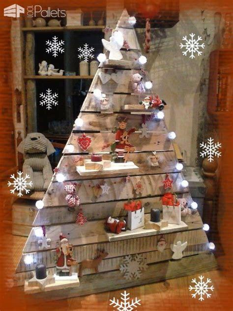 pallet christmas ideas  pinterest christmas
