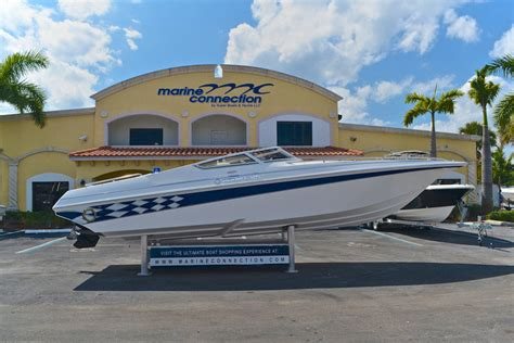 Fountain Boats Used by Used 2005 Fountain 29 Fever Boat For Sale In West Palm