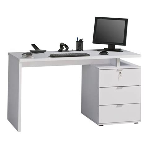 melamine kitchen cabinets maja home office white computer desk 4056 desks 4056