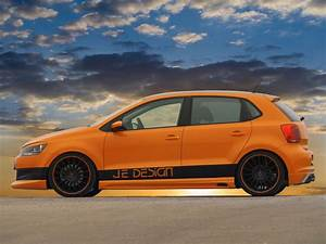 Polo V : vw polo v body kit by je design autoevolution ~ Gottalentnigeria.com Avis de Voitures