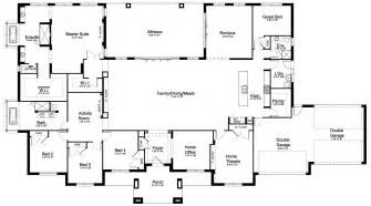 simple one bedroom house plans floor plan friday 5 bedroom acreage home