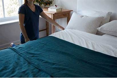 Duvet Bedding Stealing Bed Hack Mark Habits