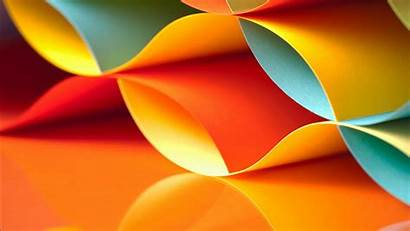 Colorful Papers Wallpapers