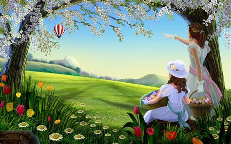 Easter Anime Wallpaper - easter anime wallpaper impremedia net