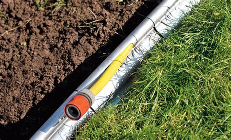 Rasenkante Selber Bauen by Rasenkante Garten Rasenpflege Selbst De