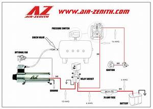 240v Air Compressor Wiring Diagram