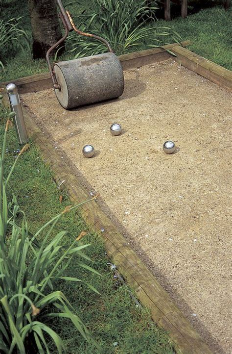 Backyard Bocce Court Dimensions by 25 Best Ideas About Bocce Court On Bocce