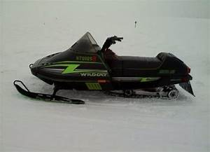 1994 Arctic Cat Wildcat Snowmobiles Service Repair