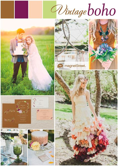 creative inspiration   boho style weddingcreative