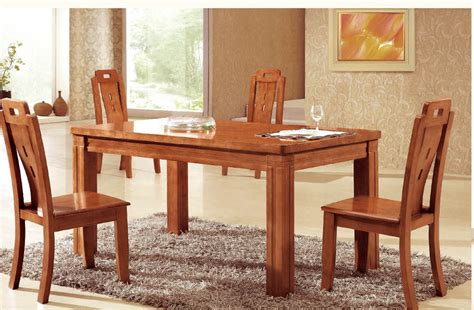 unfinished dining room table dining room best saving spaces solid wood dining room